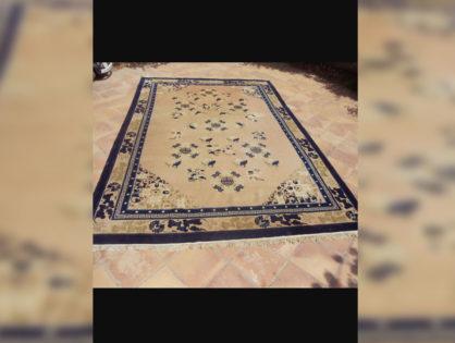 Vente et restauration de tapis à Monaco
