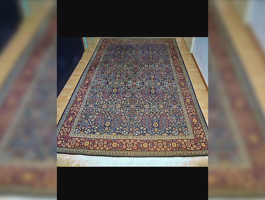 Vente et restauration de tapis à Saint-Tropez