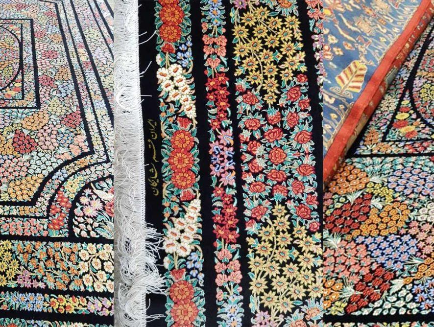 Nettoyage lavage et réparation de tapis à la main Nice